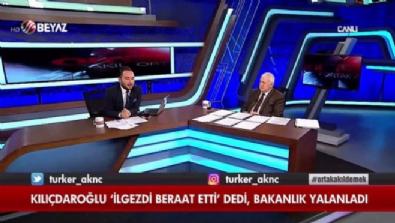 Kılıçdaroğlu ''İlgezdi beraat etti'' dedi, bakanlık yalanladı