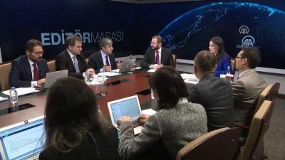 Sarıeroğlu: 'Taşeron sınavına hazırlık kursları açılmış, asla buralara gitmesinler' - ANKARA