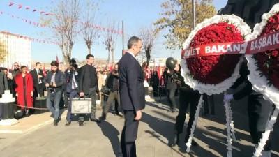Başbakan Yardımcısı Şimşek - Gaziantep'in kurtuluşunun 96. yıl dönümü
