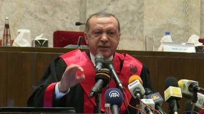 Cumhurbaşkanı Erdoğan'dan yeni üniversite müjdesi - HARTUM