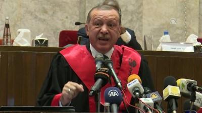 Cumhurbaşkanı Erdoğan: '(Modern sömürgeciler) Onlar için tek mesele paradır' - HARTUM