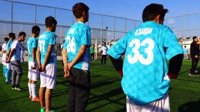 Futbol onlar için hem spor hem de yaşama umudu - OSMANİYE