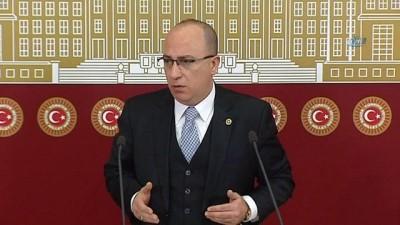 MHP'li Yönter, uzman çavuşların kadro sorununa dikkat çekti