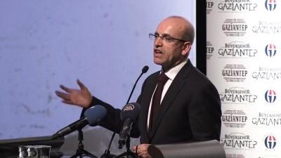 Şimşek: 'Tüm sorunlara rağmen ülkemiz medeniyet yarışına devam ediyor' - GAZİANTEP