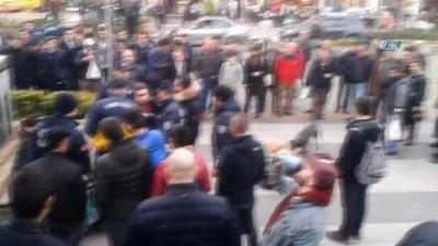 Trabzonlular Mescid-i Aksa'nın maketine bile saygısızlığı kabul etmedi