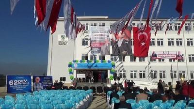 '11 İlçede 11 Okul' projesi Marmaraereğlisi'nde