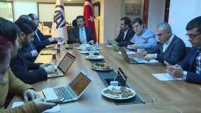 afad - AK Parti Genel Başkan Yardımcısı Dağ - KHK'de yer alan 121. madde ile ilgili tartışmalar - İZMİR