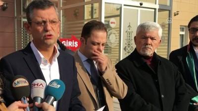 CHP'li Özel'den İçişleri Bakanı Soylu hakkında suç duyurusu - MANİSA