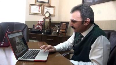Çorum Belediye Başkanı Külcü, AA'nın 'Yılın Fotoğrafları' oylamasına katıldı - ÇORUM