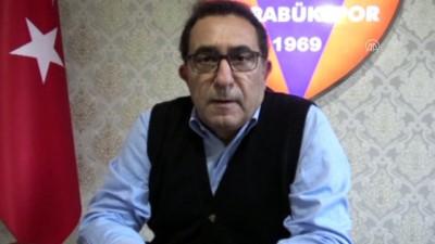 Kardemir Karabükspor ikinci yarıdan umutlu - KARABÜK