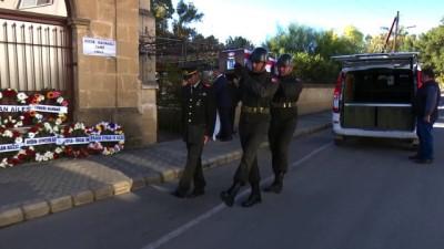 Kıbrıs şehidine 54 yıl sonra cenaze töreni - LEFKOŞA