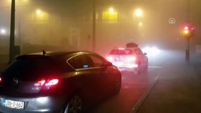 Saraybosna'da hava kirliliği