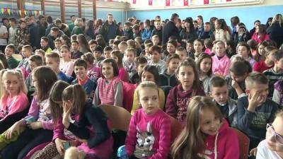 TİKA'dan Bosna Hersek'te eğitime destek - KİSELJAK