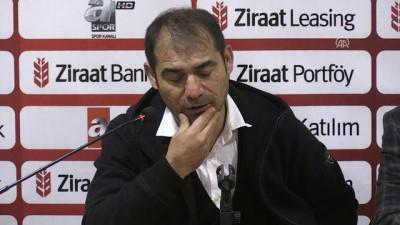 Akın Çorap Giresunspor-Medipol Başakşehir maçının ardından - GİRESUN