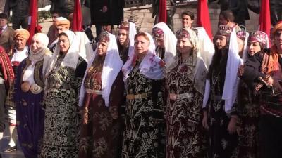Atatürk'ün Ankara'ya gelişinin 98.yıl dönümü - Keklikpınarı'nda tören düzenlendi - ANKARA