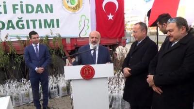 """Bakan Eroğlu:""""Çetin Barajı çok önemli katkı sağlıyor"""""""