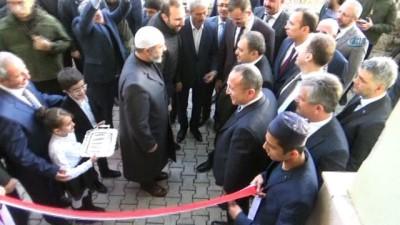 Bakan Eroğlu Tillo'da dua etti