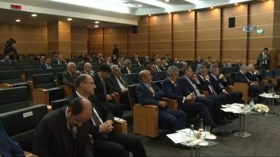 """Bakan Özhaseki:""""İstanbul'da korktuğumuz şey, belli aralıklarla olan depremler"""""""