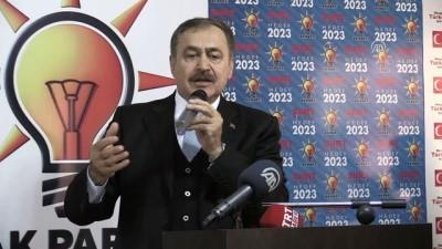 Eroğlu: ''Ülkemiz, İslam aleminin lideri olacak, makus talihi yenerek hızla ilerleyecek ve küresel bir güç olacak'' - SİİRT