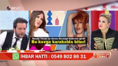 instagram - Hande Yener ile Seren Serengil birbirine girdi! Bu kavga karakolda biter