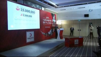 Kızılay'a 2017'de 2 milyon 380 bin kişi kan bağışı yaptı