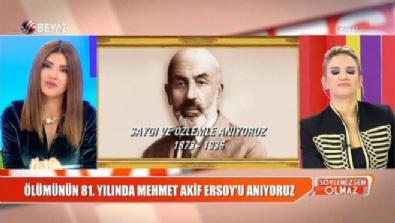 Mehmet Akif Ersoy'u saygı ve özlemle anıyoruz...