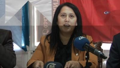 Mezine Sırakaya ÖZTÜM Tekstil İş Sendikası Genel Başkan Yardımcılığına atandı