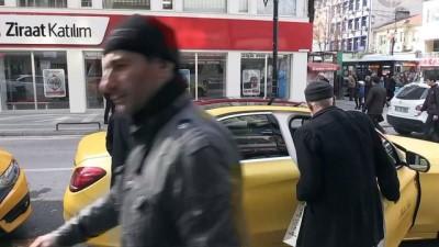 'Normal taksi de lüks taksi de aynı fiyata yolcu taşıyor' - MALATYA