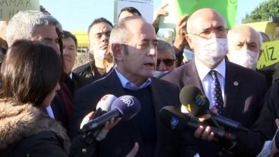 Tuzla'da kimyasal atıktan yayılan koku - CHP İstanbul Milletvekili Hamzaçebi - İSTANBUL