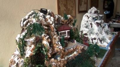 Vali Gül'den atık malzemeleri sanata dönüştüren ustaya ziyaret