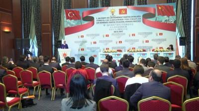 strateji - '1. AK Parti-ÇKP Diyaloğu' toplantısı - ANKARA