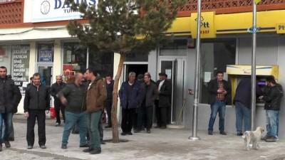 argo -  Akşar PTT, memur olmadığı için haftada iki gün açık kalıyor