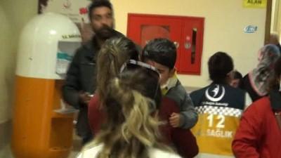 Anaokulunda sınıfın tavanı çöktü: 4 öğrenci yaralandı