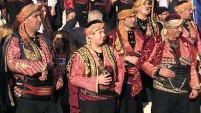 Atatürk'ün Ankara'ya gelişinin 98. yıl dönümü - 'Seymenler Kortej Yürüyüşü' - ANKARA