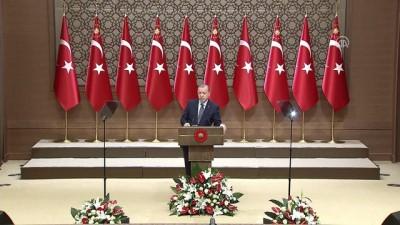 """Cumhurbaşkanı Erdoğan: """"Silahlı insansız hava aracını yapar hale geldik"""" - ANKARA"""