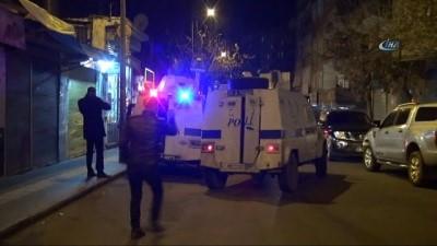 DEDAŞ şubesine patlayıcılı saldırı