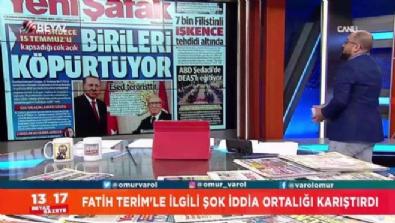 Fatih Terim, neden ''1905 TL'' karşılığında anlaştı?