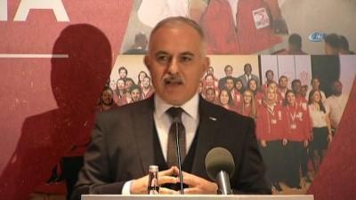 Kızılay'dan Malatya'ya dev yatırım