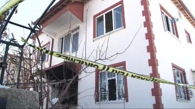 Konya'da yangın...Baba ve 3 oğlu hayatını kaybetti