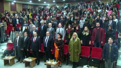 'Kudüs'ün İslam dünyası için önemi ve Türkiye-Pakistan'ın rolü' konferansı - KASTAMONU