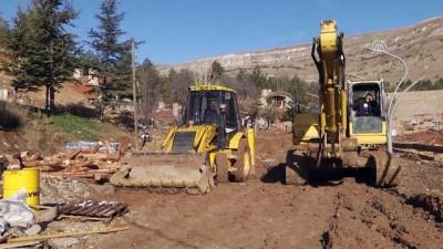 Sivas'ın 'Hobbit evleri' tatil köyüne dönüştürülüyor - SİVAS