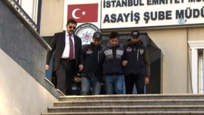 Suriyeli genci kaçırarak işkence yapan çetenin 4 üyesi yakalandı