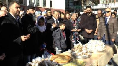 Tunceli'de geleneksel 'gağan' kutlaması
