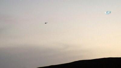 Tunceli'de PKK'ya kış darbesi; 23 sığınak ve depo imha edildi