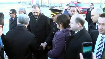 Ulaştırma Denizcilik ve Haberleşme Bakanı Arslan - TEKİRDAĞ