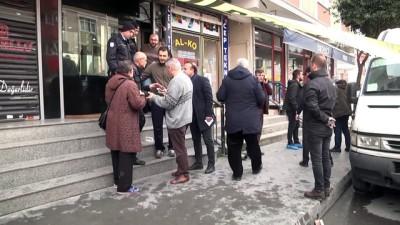 Esenler'de kuyumcu soygunu: 1 ölü, 2 yaralı - İSTANBUL