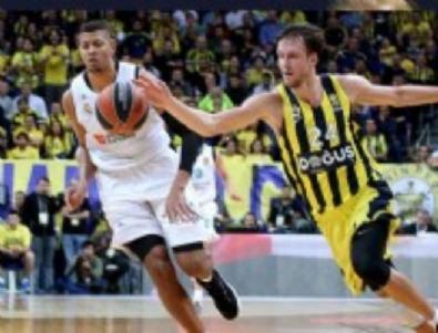 Fenerbahçe Doğuş - Real Madrid basketbol maçı özeti