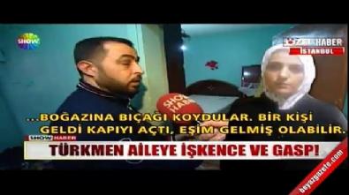 İstanbul'da iç çamaşırlı gasp
