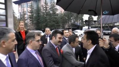 Bakan Tüfenkci: 'Tunceli'deki istihdam potansiyeli Doğu ve Güneydoğu Anadolu'ya model oluşturacak'
