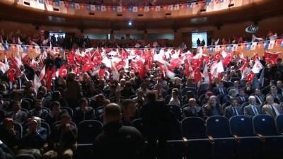 Başbakan Yardımcısı Çavuşoğlu: 'Asgari ücreti 9 kat büyüttük'